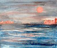 Agnes-Vonhoegen-Natur-Wasser-Landschaft-Sommer-Gegenwartskunst-Gegenwartskunst