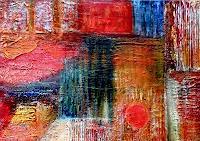 Agnes-Vonhoegen-Fantasie-Abstraktes-Moderne-Aktionskunst