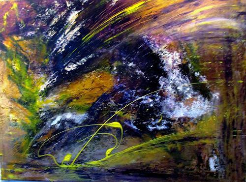 Agnes Vonhoegen, Inspiration, Gefühle: Freude, Natur, Gegenwartskunst