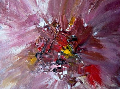 Agnes Vonhoegen, o.T., Fantasie, Dekoratives, Abstrakte Kunst