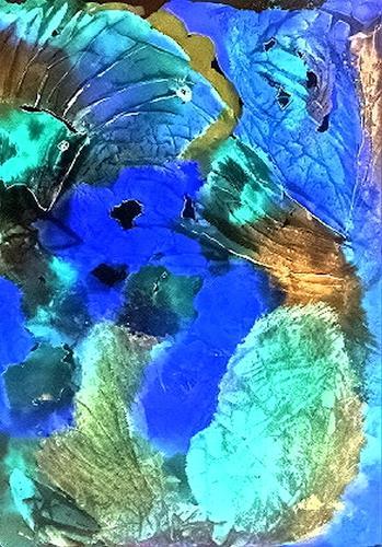 Agnes Vonhoegen, Unter Wasser, Fantasie, Gegenwartskunst