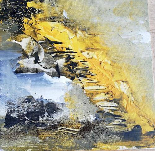Agnes Vonhoegen, Inspiration, Abstraktes, Fantasie, Gegenwartskunst, Expressionismus