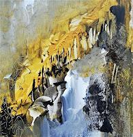 Agnes-Vonhoegen-Abstraktes-Fantasie-Moderne-Abstrakte-Kunst