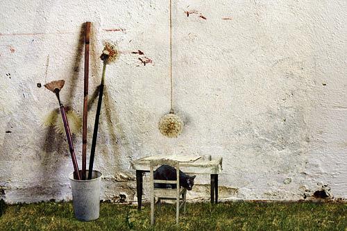 Pascale Turrek, frühling, Diverses, Abstraktes, Surrealismus, Abstrakter Expressionismus