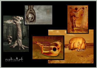 Kunst von Pascale Turrek