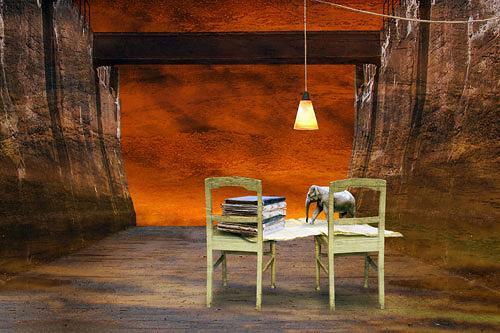 Pascale Turrek, Gedächtnis, Diverses, Diverses, Surrealismus, Expressionismus