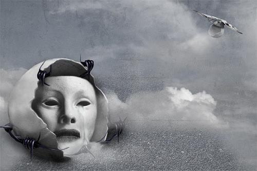 Pascale Turrek, der andere mensch j., Diverse Gefühle, Diverses, Surrealismus