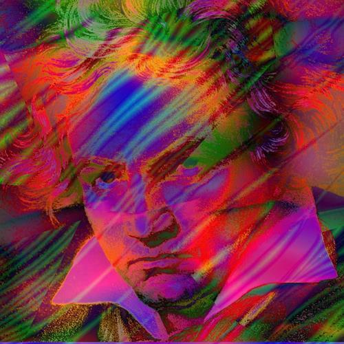 Leonore Zimmermann, Beethoven, Menschen: Gesichter, Expressionismus