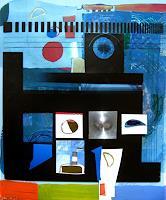 Leonore-Zimmermann-Abstraktes-Fantasie-Moderne-Abstrakte-Kunst-Informel