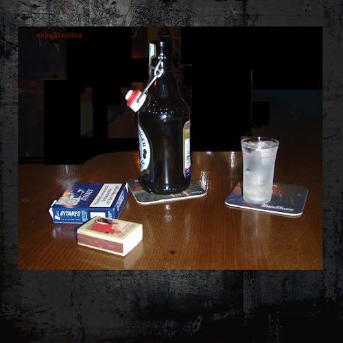 karl dieter schaller, friday night. accessoires., Diverses, Gegenwartskunst
