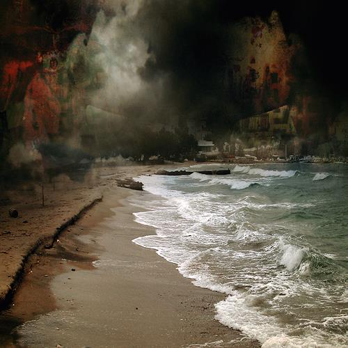 karl dieter schaller, road to eternity, Diverses, Gegenwartskunst, Abstrakter Expressionismus