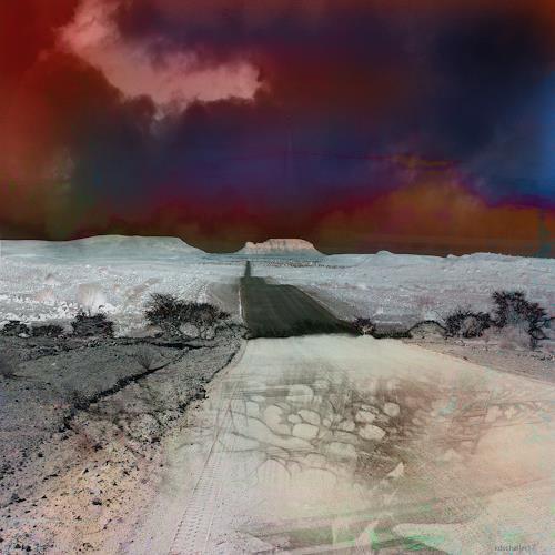 karl dieter schaller, road to ninive.detail.variante1, Diverses, Gegenwartskunst, Expressionismus