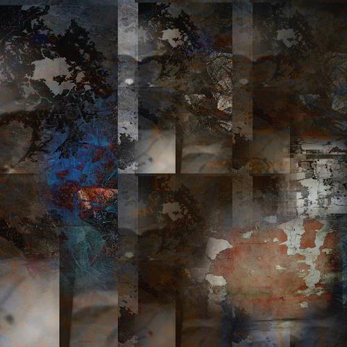 karl dieter schaller, sinners repentance.RDF 4., Diverses, Gegenwartskunst, Abstrakter Expressionismus