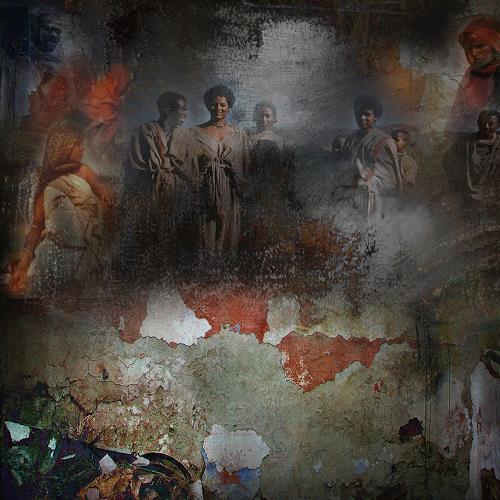 karl dieter schaller, fresco.spices.vue 1, Diverses, Gegenwartskunst