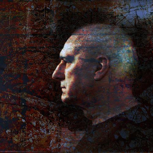 karl dieter schaller, congo 2. kurtz, Diverses, Gegenwartskunst, Abstrakter Expressionismus