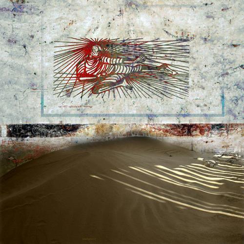 karl dieter schaller, galerie ki-son-fu. detail, Diverses, Gegenwartskunst, Abstrakter Expressionismus