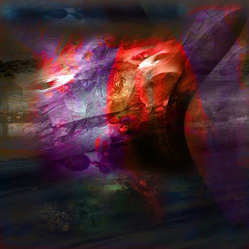 karl dieter schaller, purgatory. the first purge, Diverses, Gegenwartskunst, Abstrakter Expressionismus