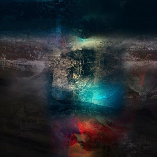 karl dieter schaller, eureka. out of the depth of darkness.v1, Diverses, Gegenwartskunst, Abstrakter Expressionismus