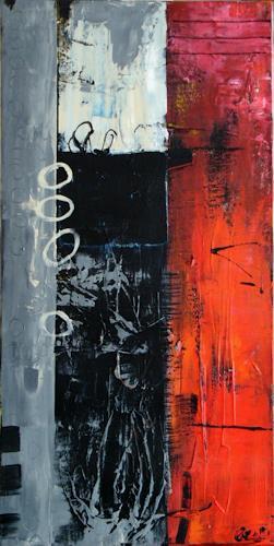 Bibi J, hinter der Stadt, Diverses, Abstraktes, Gegenwartskunst