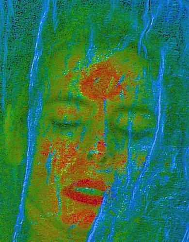 Horst  Brettschneider, COVERED FEELING, Gefühle: Stolz, Fotorealismus