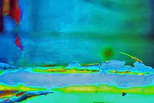 Horst  Brettschneider, SEA OF LOVE, Natur: Wasser, expressiver Realismus