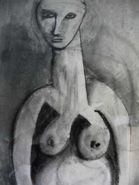 Kunst von Makram Abu-Shakra