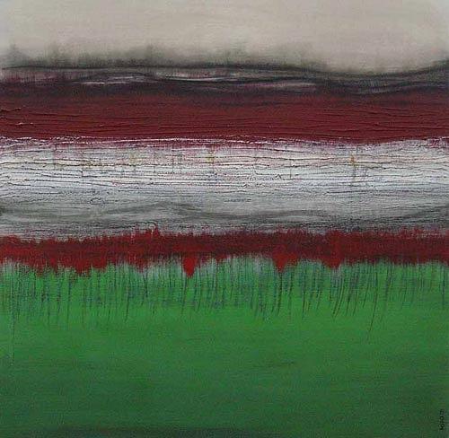 MYKO, MYKO_X_06, Abstraktes, Diverse Landschaften, Abstrakte Kunst, Abstrakter Expressionismus