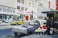 Thomas-Kobusch-Verkehr-Auto-Diverse-Bauten-Moderne-Fotorealismus