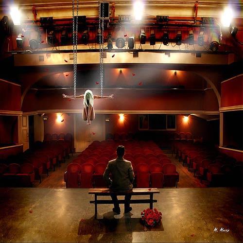 YAPIZO - Michael Maier, The lost souls, Fantasie, Gefühle: Liebe, Postsurrealismus, Expressionismus