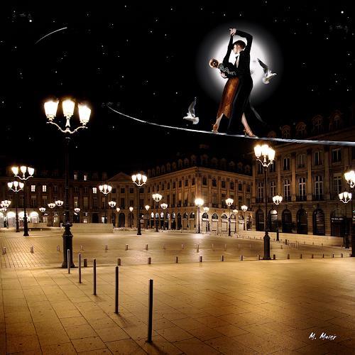 YAPIZO - Michael Maier, Sweet sadness, Fantasie, Gefühle: Liebe, Postsurrealismus, Expressionismus
