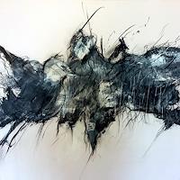 Judith-SAUTHIER-Daeppen-Tiere-Luft-Moderne-Impressionismus