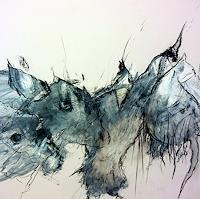 Judith-SAUTHIER-Daeppen-Tiere-Moderne-Abstrakte-Kunst
