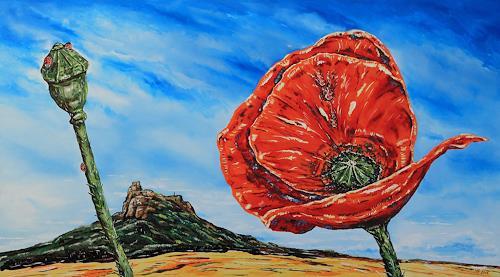 Ulf Göbel, Made in Heaven, Diverse Landschaften, Pflanzen: Blumen, Impressionismus