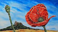 Ulf-Goebel-Diverse-Landschaften-Pflanzen-Blumen-Moderne-Impressionismus