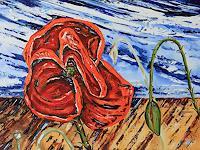 Ulf-Goebel-Natur-Erde-Pflanzen-Blumen-Moderne-Impressionismus