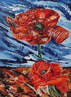 Ulf-Goebel-Pflanzen-Blumen-Gegenwartskunst--Gegenwartskunst-