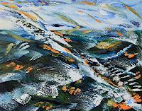 Ulf-Goebel-Landschaft-See-Meer-Moderne-Impressionismus-Neo-Impressionismus