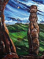 Ulf-Goebel-Landschaft-Berge-Diverse-Landschaften-Moderne-Impressionismus