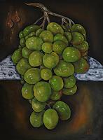 Ulf-Goebel-Pflanzen-Fruechte-Stilleben-Neuzeit-Realismus