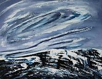 Ulf-Goebel-Abstraktes-Landschaft-See-Meer-Gegenwartskunst-Gegenwartskunst