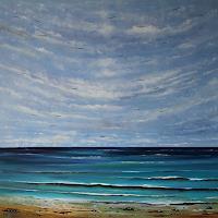 Ulf-Goebel-Landschaft-See-Meer-Natur-Diverse-Neuzeit-Realismus