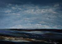 Ulf-Goebel-Landschaft-See-Meer-Natur-Diverse-Gegenwartskunst-Gegenwartskunst