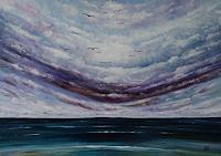 Ulf-Goebel-Landschaft-See-Meer-Natur-Luft-Moderne-Impressionismus