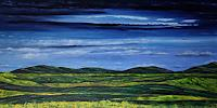 Ulf-Goebel-Landschaft-Huegel-Natur-Erde-Gegenwartskunst-Gegenwartskunst