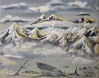 Ulf-Goebel-Gefuehle-Depression-Landschaft-Berge-Gegenwartskunst-Gegenwartskunst