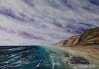 Ulf-Goebel-Landschaft-See-Meer-Natur-Wasser-Moderne-Impressionismus