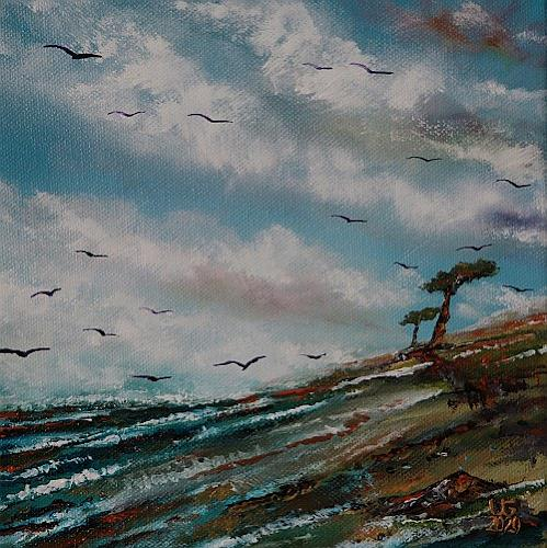 Ulf Göbel, It´s my Soul, Landschaft: See/Meer, Natur: Diverse, Gegenwartskunst