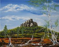 Ulf-Goebel-Landschaft-Berge-Natur-Wald-Gegenwartskunst-Gegenwartskunst