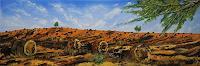 Ulf-Goebel-Landschaft-Sommer-Ernte-Gegenwartskunst-Gegenwartskunst