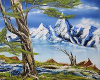 Ulf-Goebel-Landschaft-Berge-Diverse-Gefuehle-Gegenwartskunst--Gegenwartskunst-